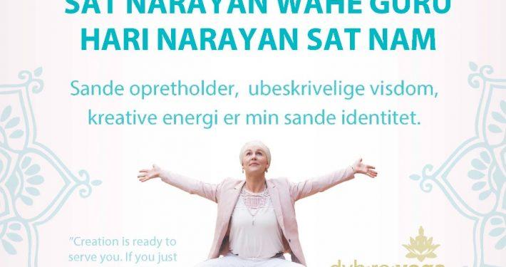 sådan genfinder du indre ro med mantra