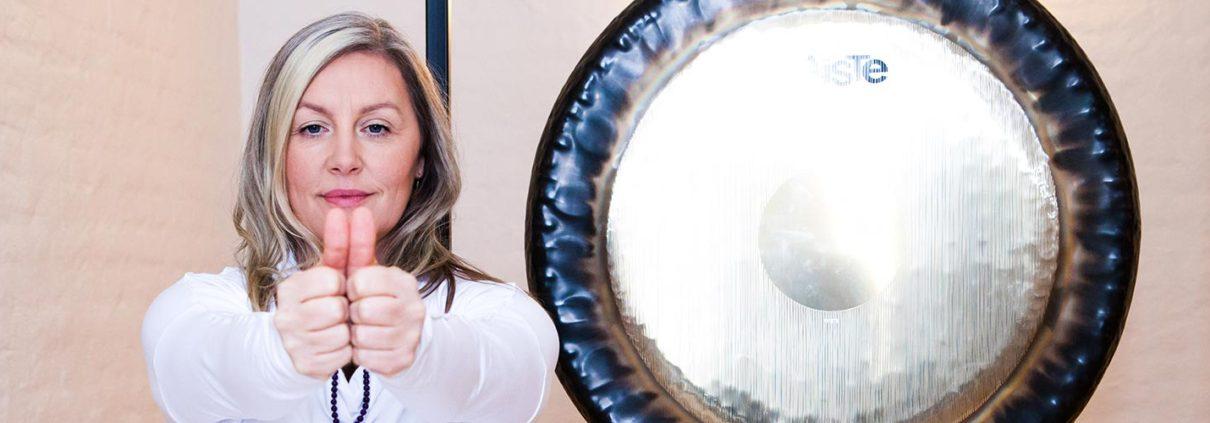 Gong healing med Pernille Dybro