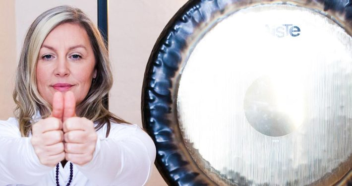 Gong healing med Pernille Dybro